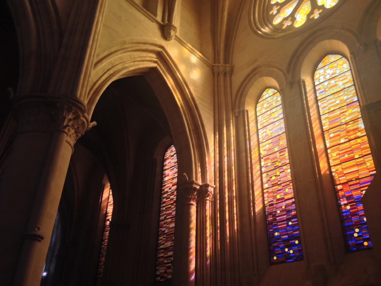 vidrieras catedral cuenca