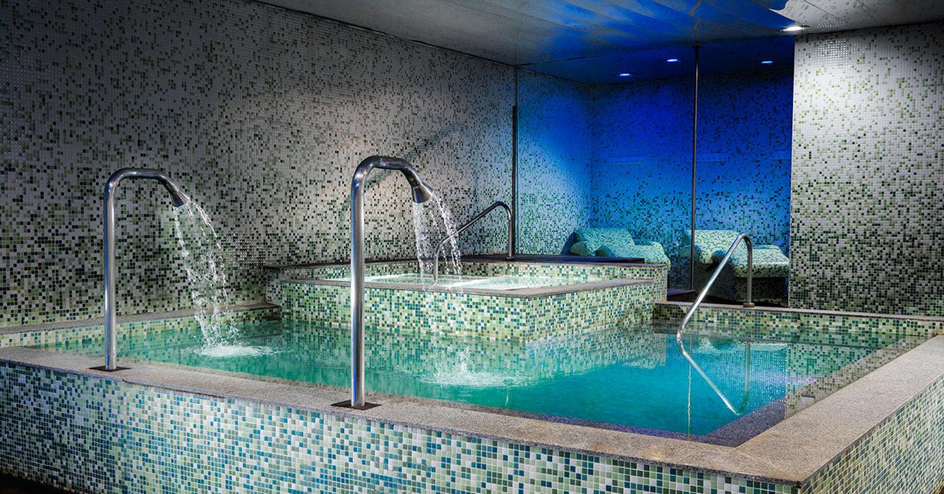 hotel con spa barcelona