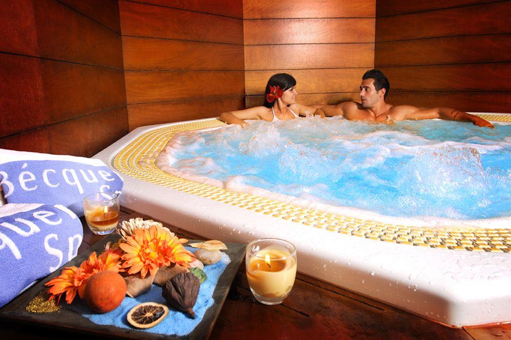 hotel con spa sevilla