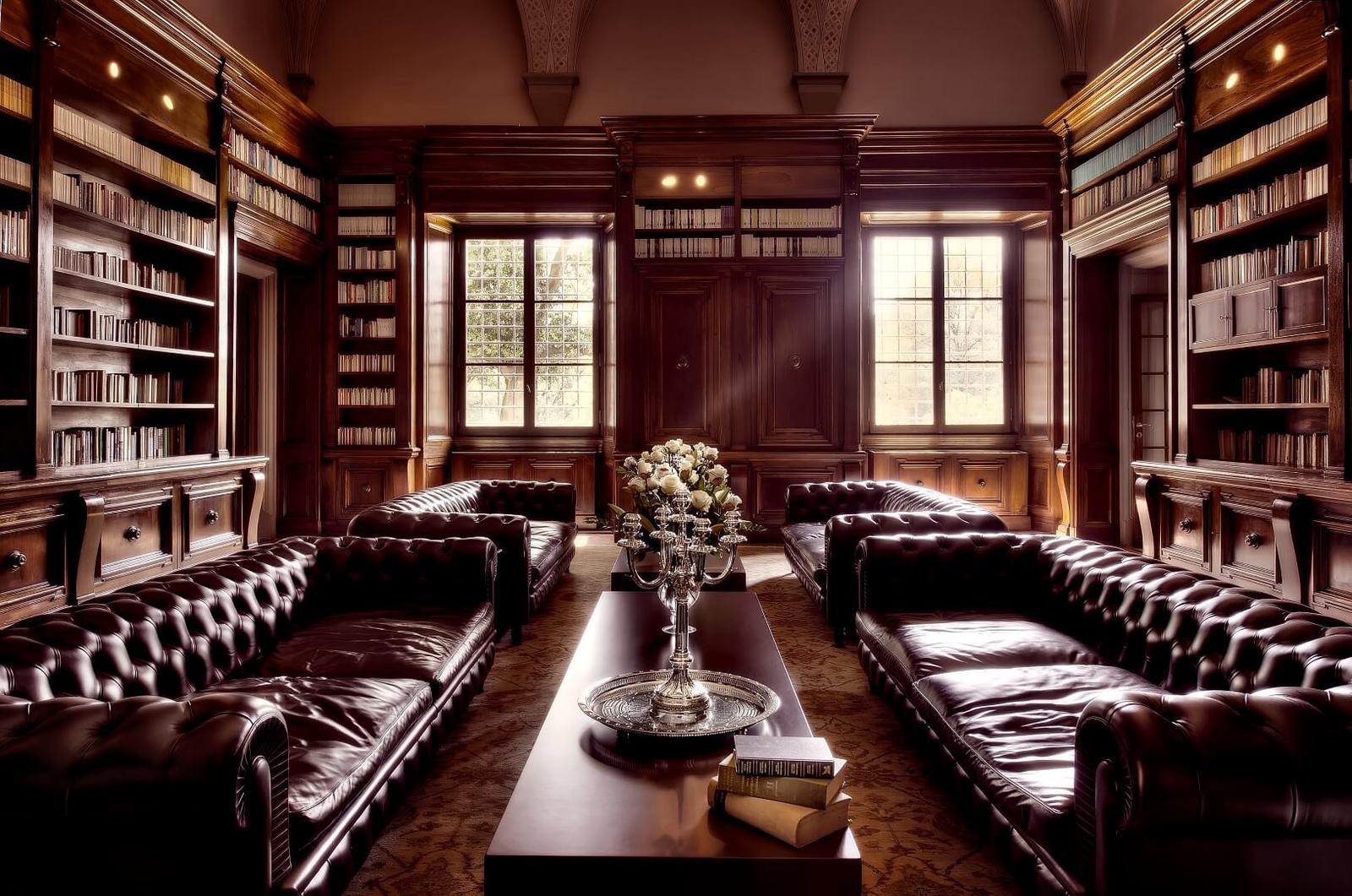 mejores hoteles con biblioteca Il Salvatino