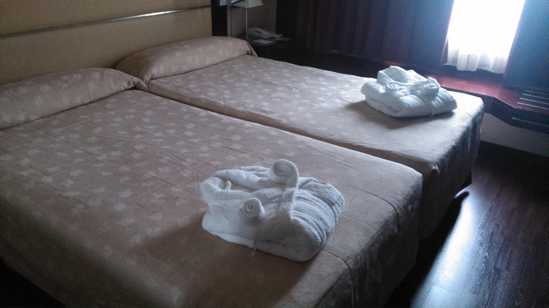 Nuestra confortable y reconfortante habitación