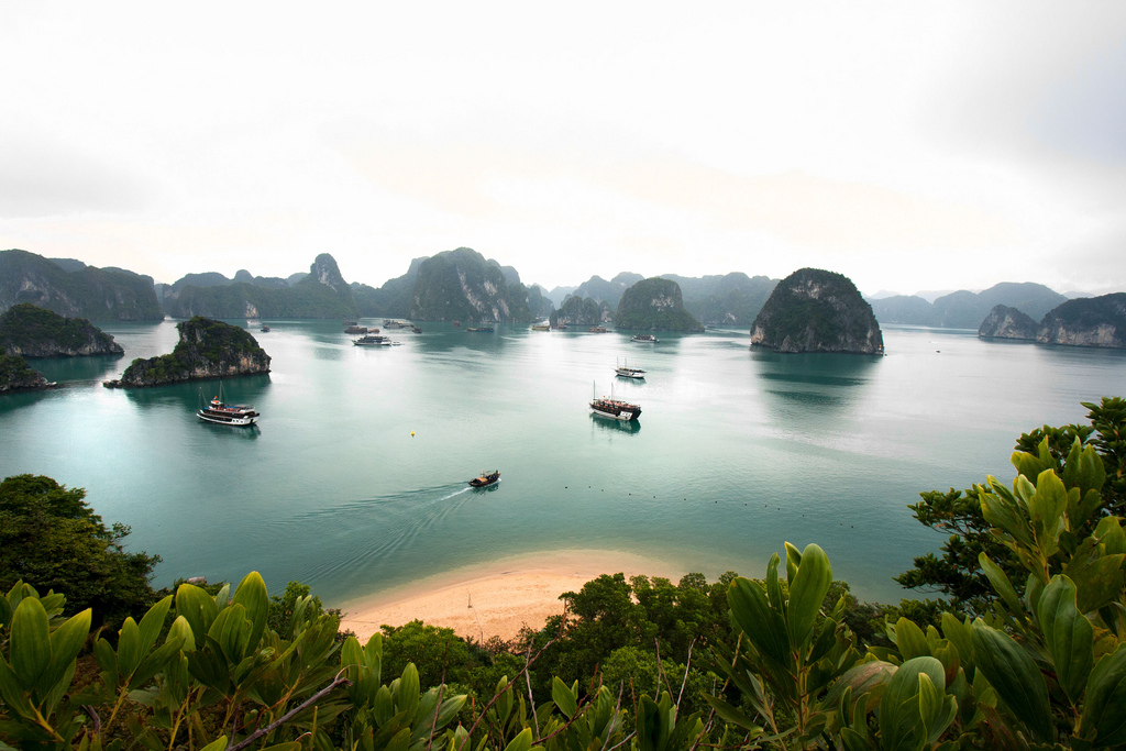 Halong-Bay-by-Lawrence-Murray
