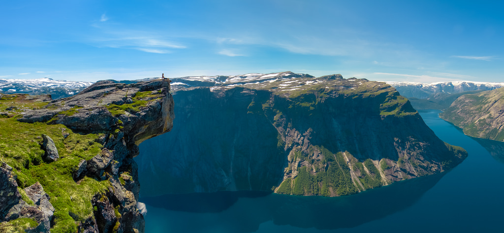 Preikestolen-close-to-Trolltunga-Odda-Rogaland-Norway.-by-Håvard