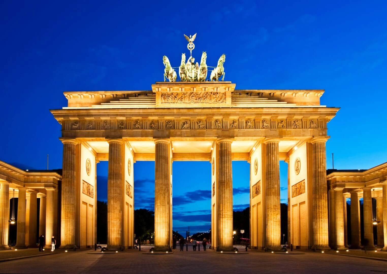 destinos Europeos de moda Berlin