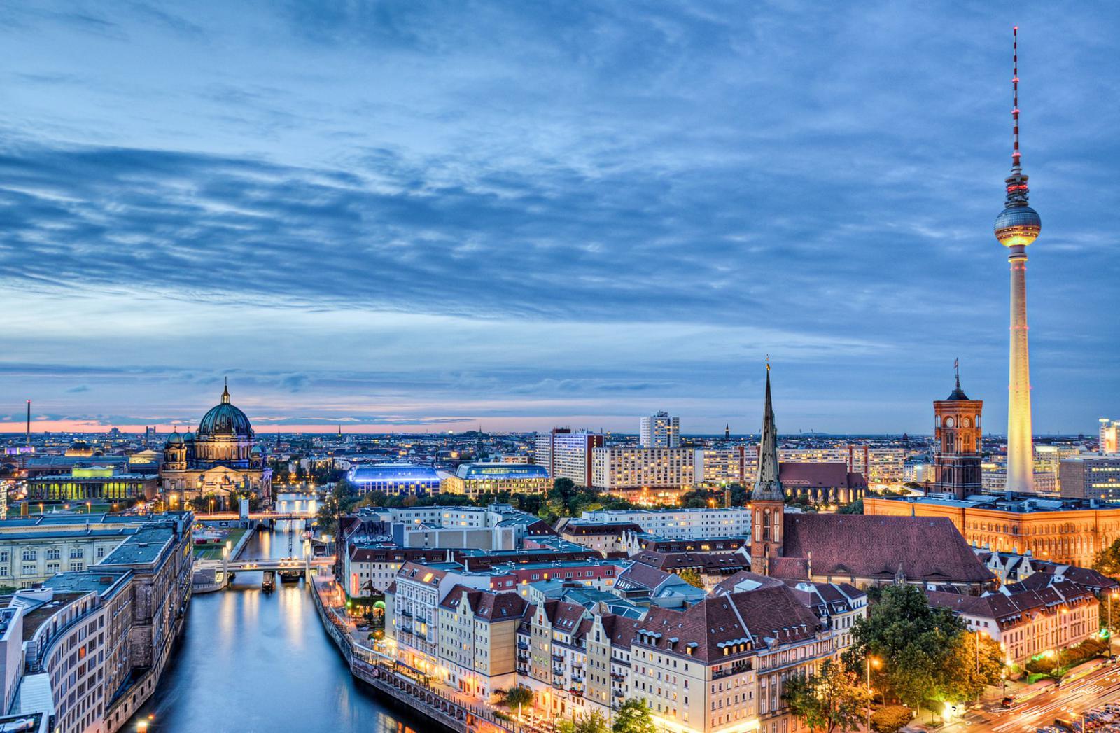 albergues en Europa Berlin