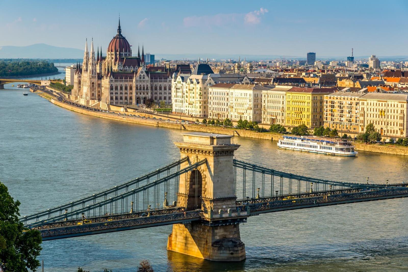 destinos Europeos de moda Budapest