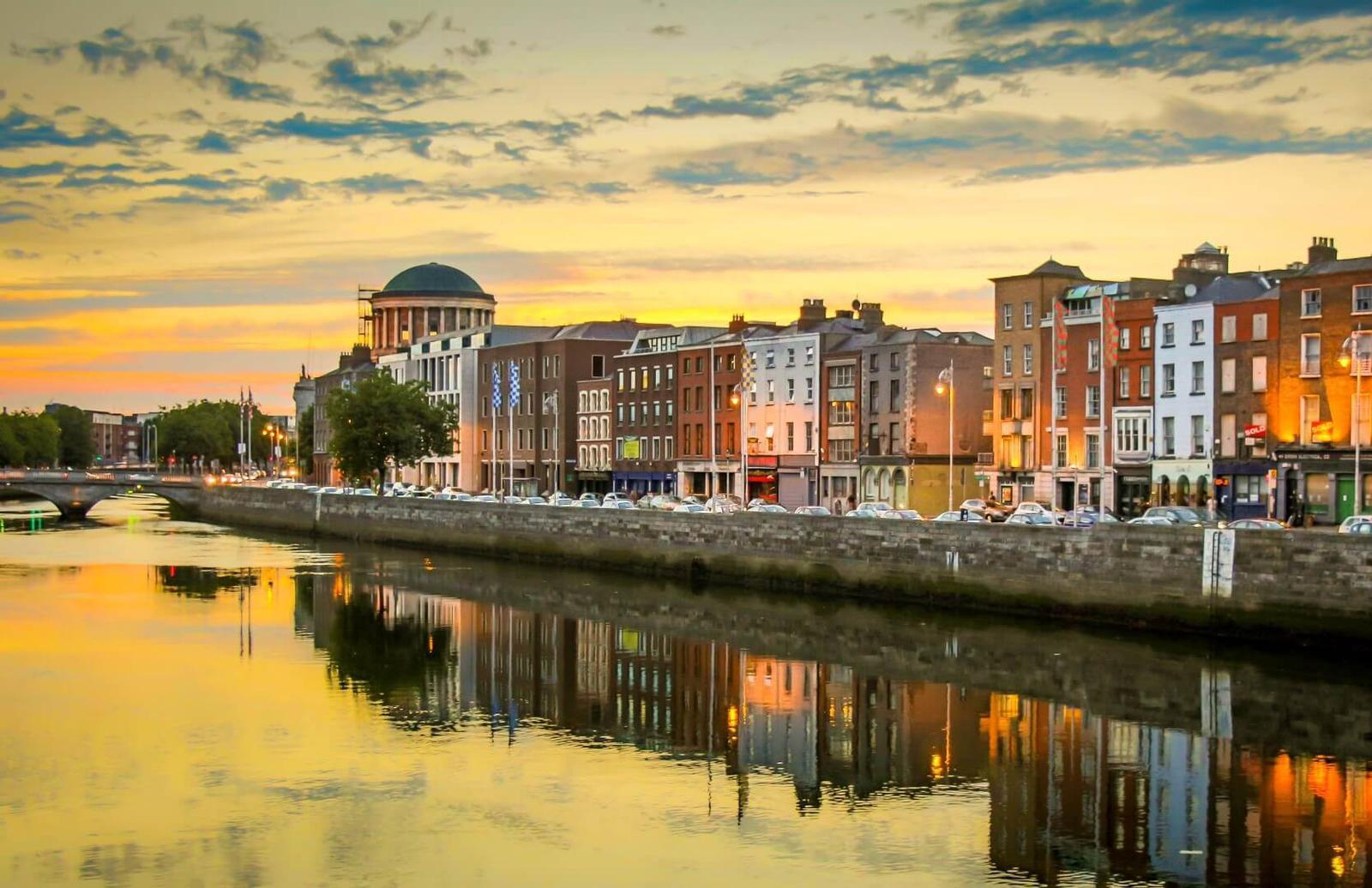 destinos Europeos de moda Dublin