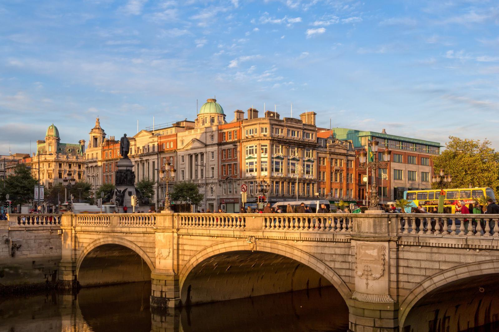 albergues en Europa Dublin