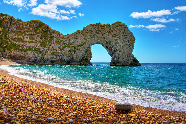 durdle-door-hdr-by-Paul-Tomlin