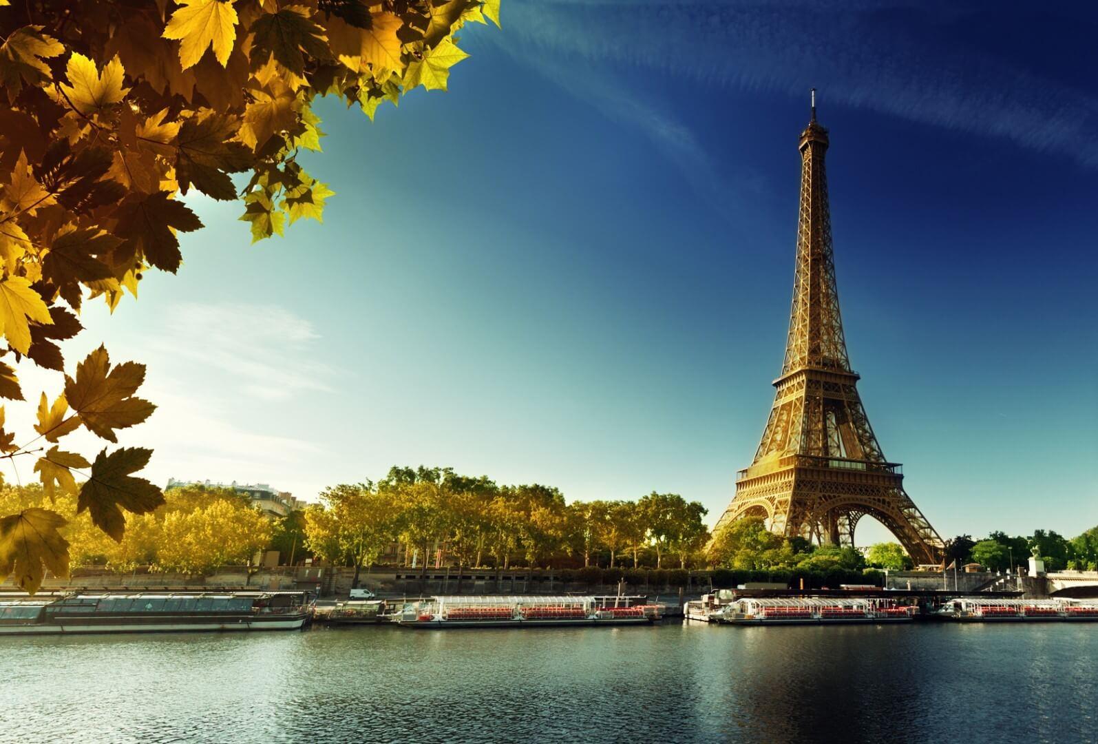 destinos Europeos de moda Paris