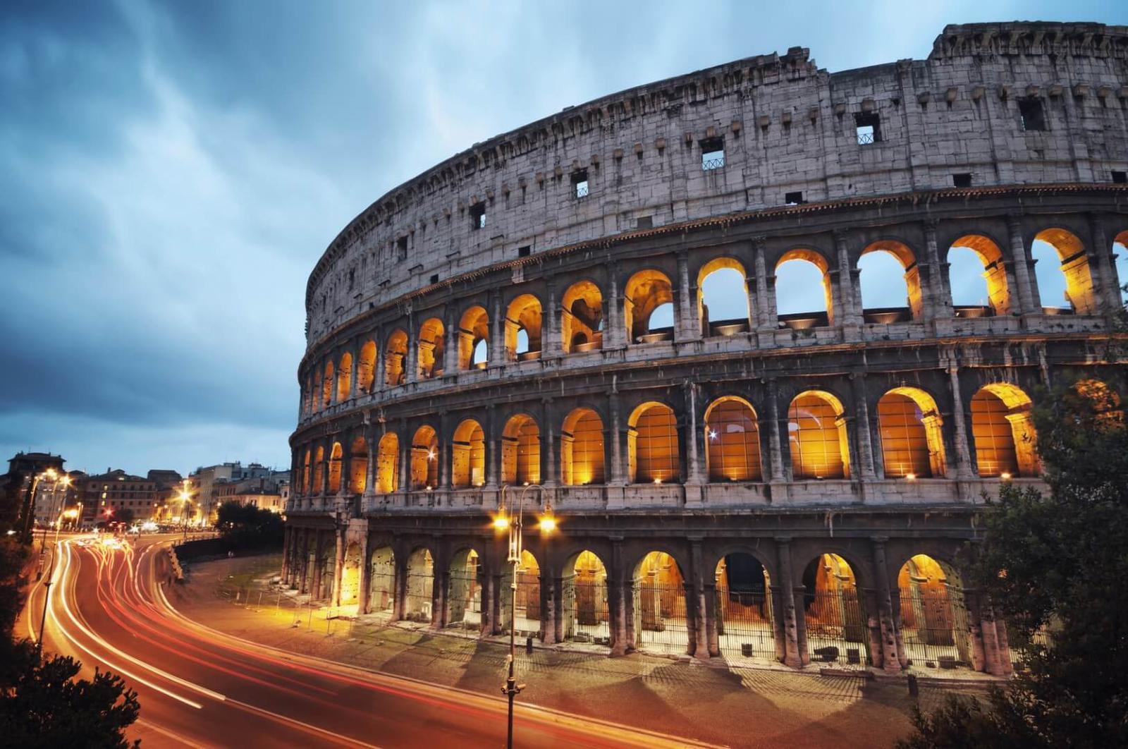 destinos Europeos de moda Roma