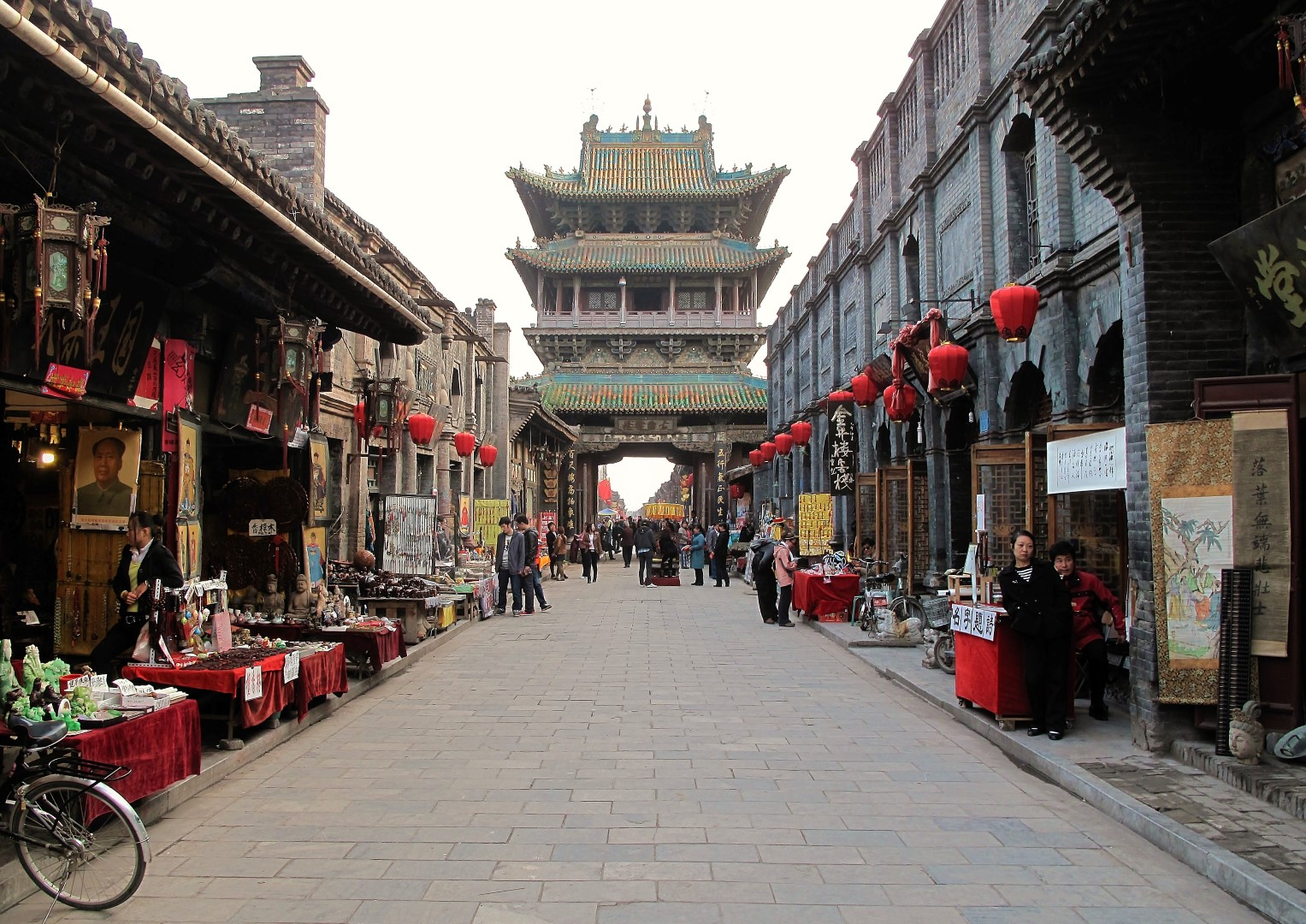 Pingyao_China