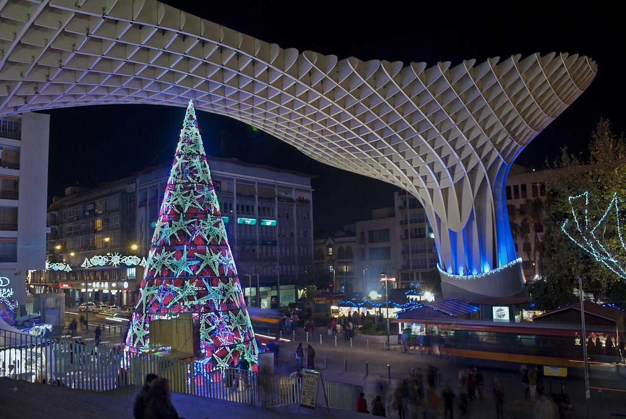 Navidad en Sevilla - Foto: Anual