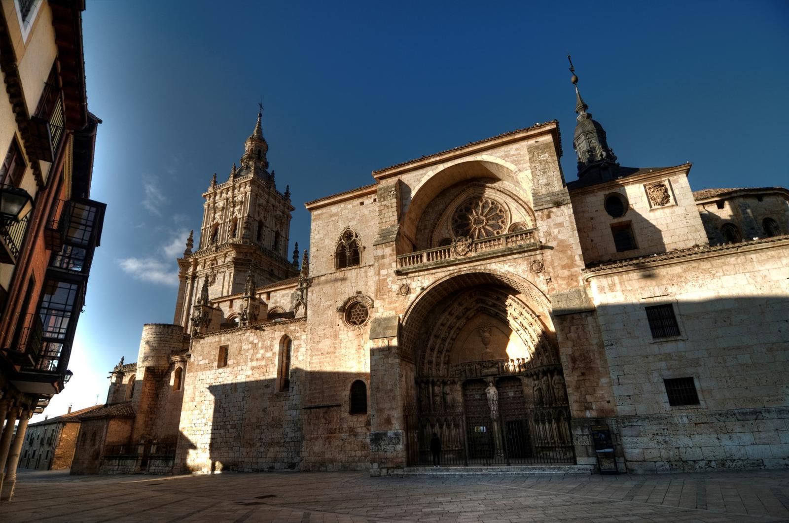 pueblos medievales Burgo de Osma