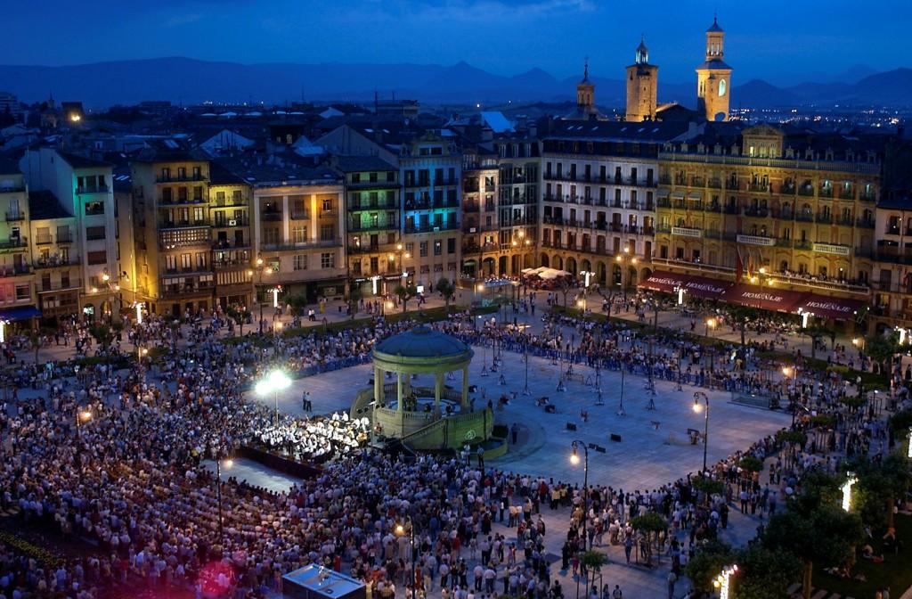 Pamplona © Turismo Pamplona