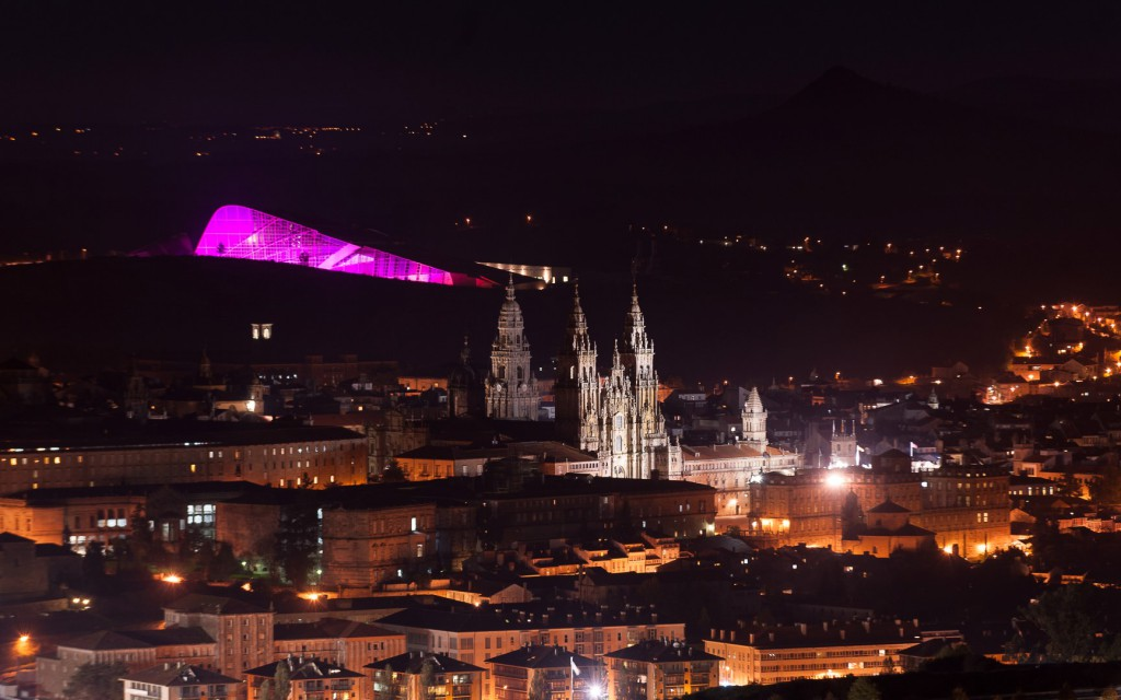 Santiago de Compostela © Turismo Santiago