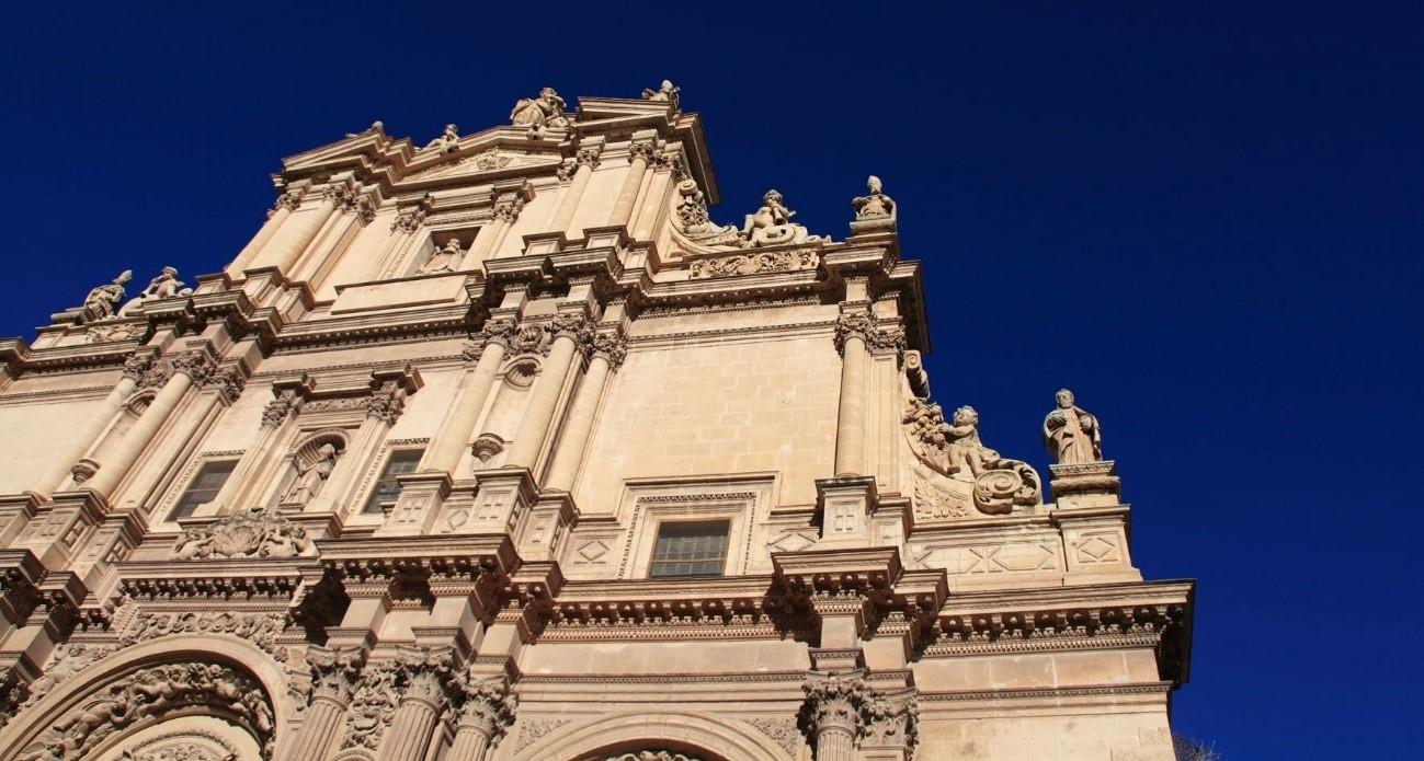 Colegiata de San Patricio. Foto: Víctor Fernández Salinas