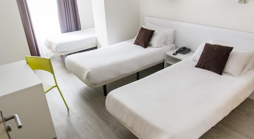 hotel sweet continental en valencia