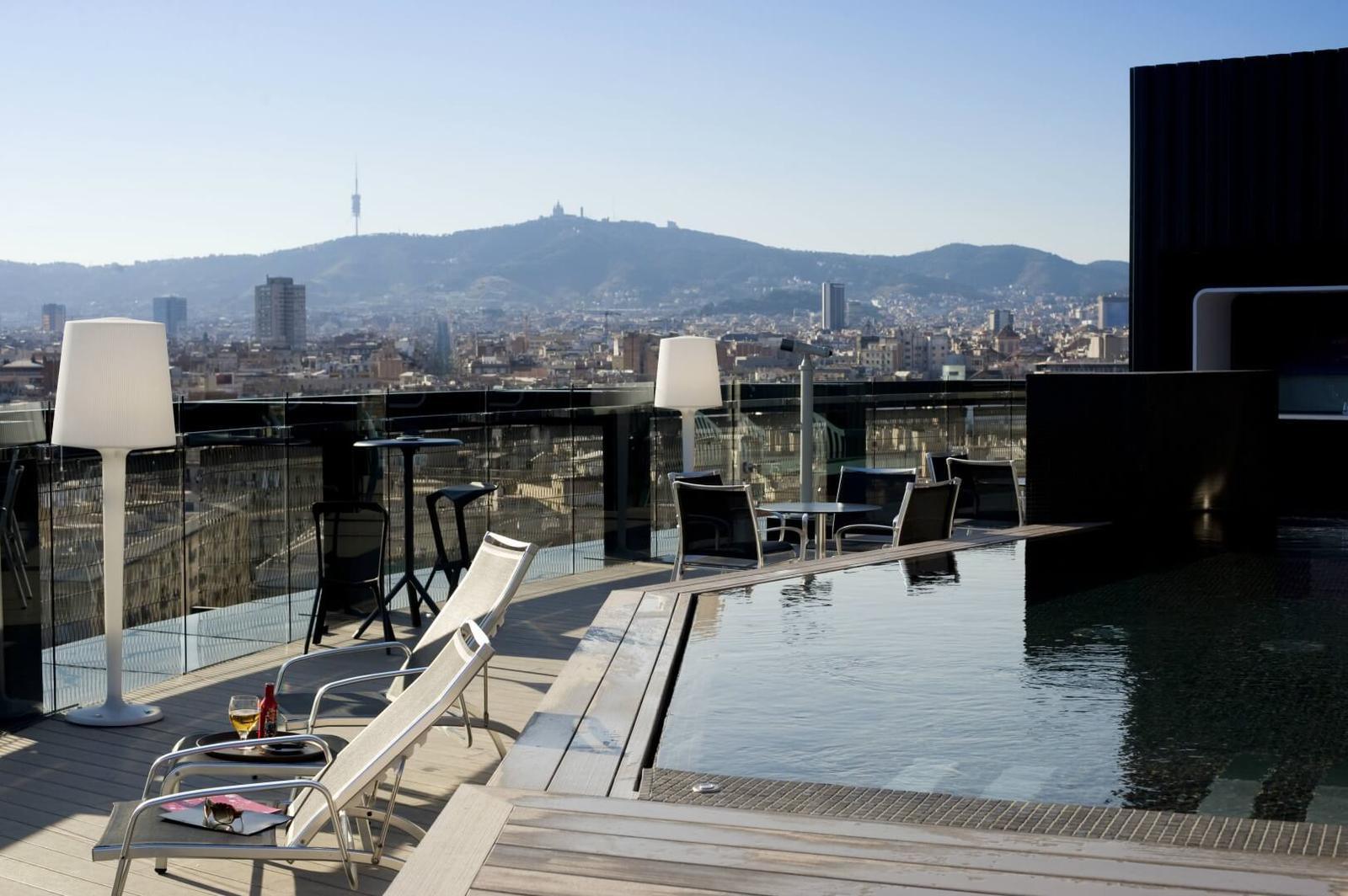 hoteles-brunch-barcelona-Barcelo Raval
