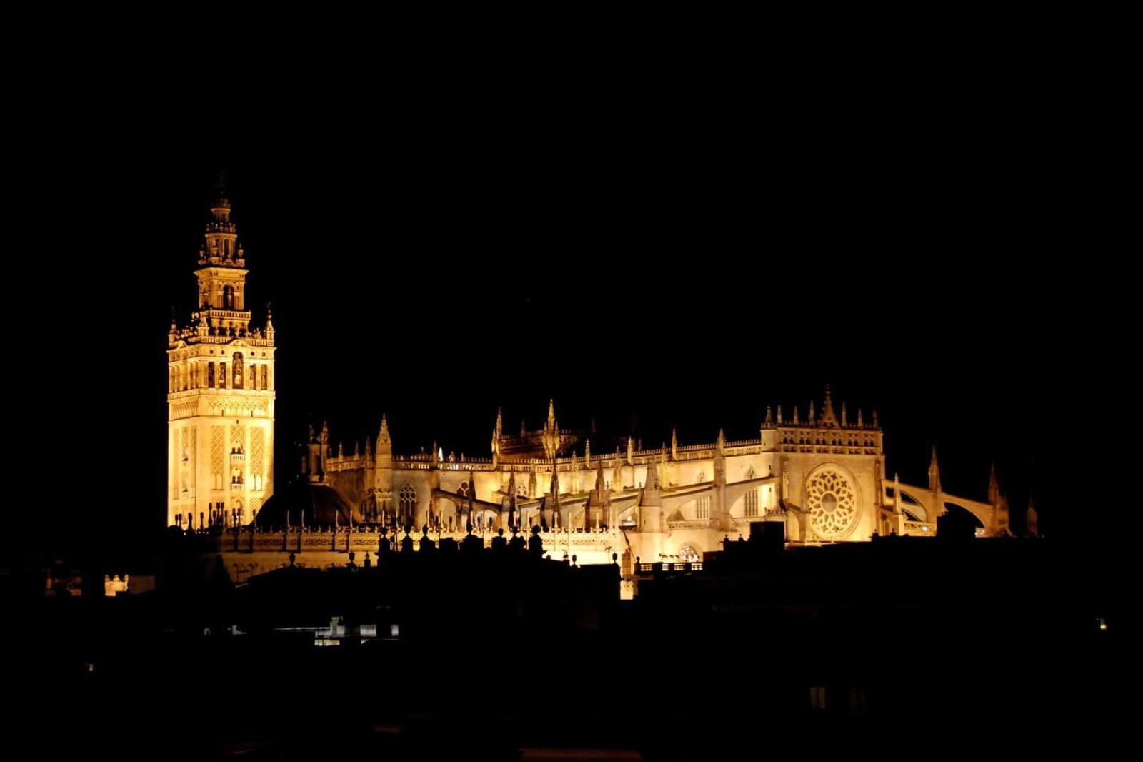La Catedral y la Giralda