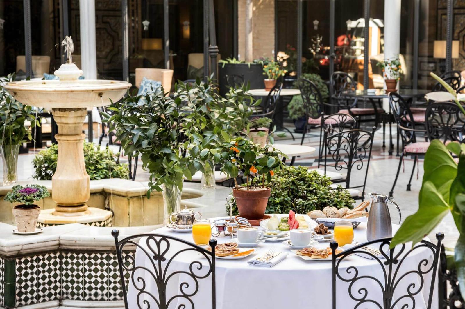 hoteles-brunch-sevilla-Hotel Alfonso XIII