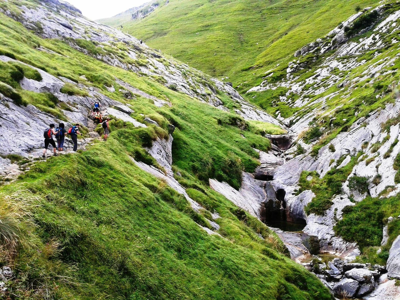 Turismo activo en Euskadi