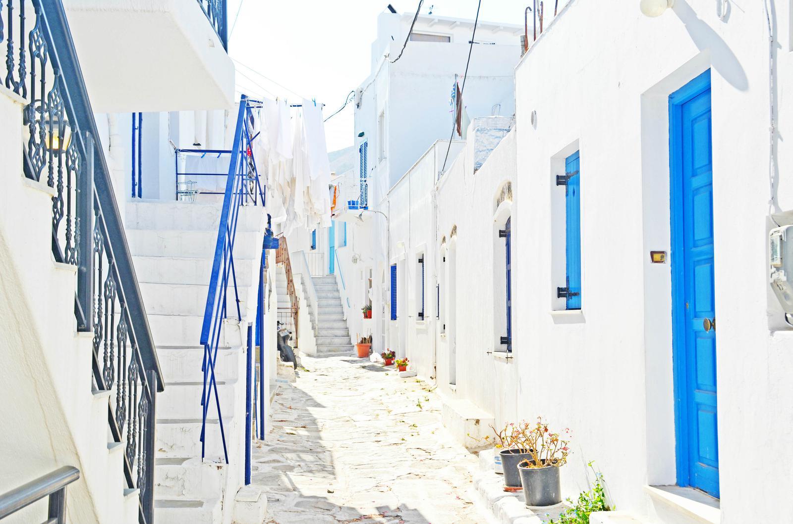islas mediterraneo Paros, Grecia