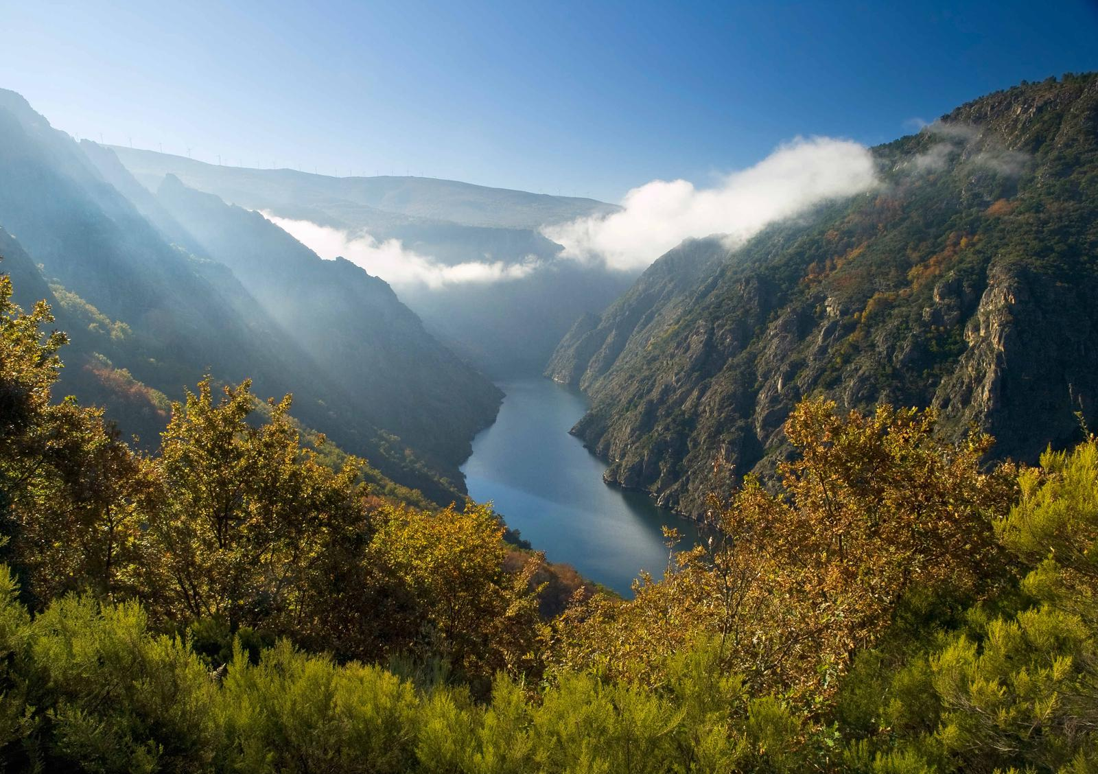 Spain_Galicia_Ourense_Sil River_Fotolia