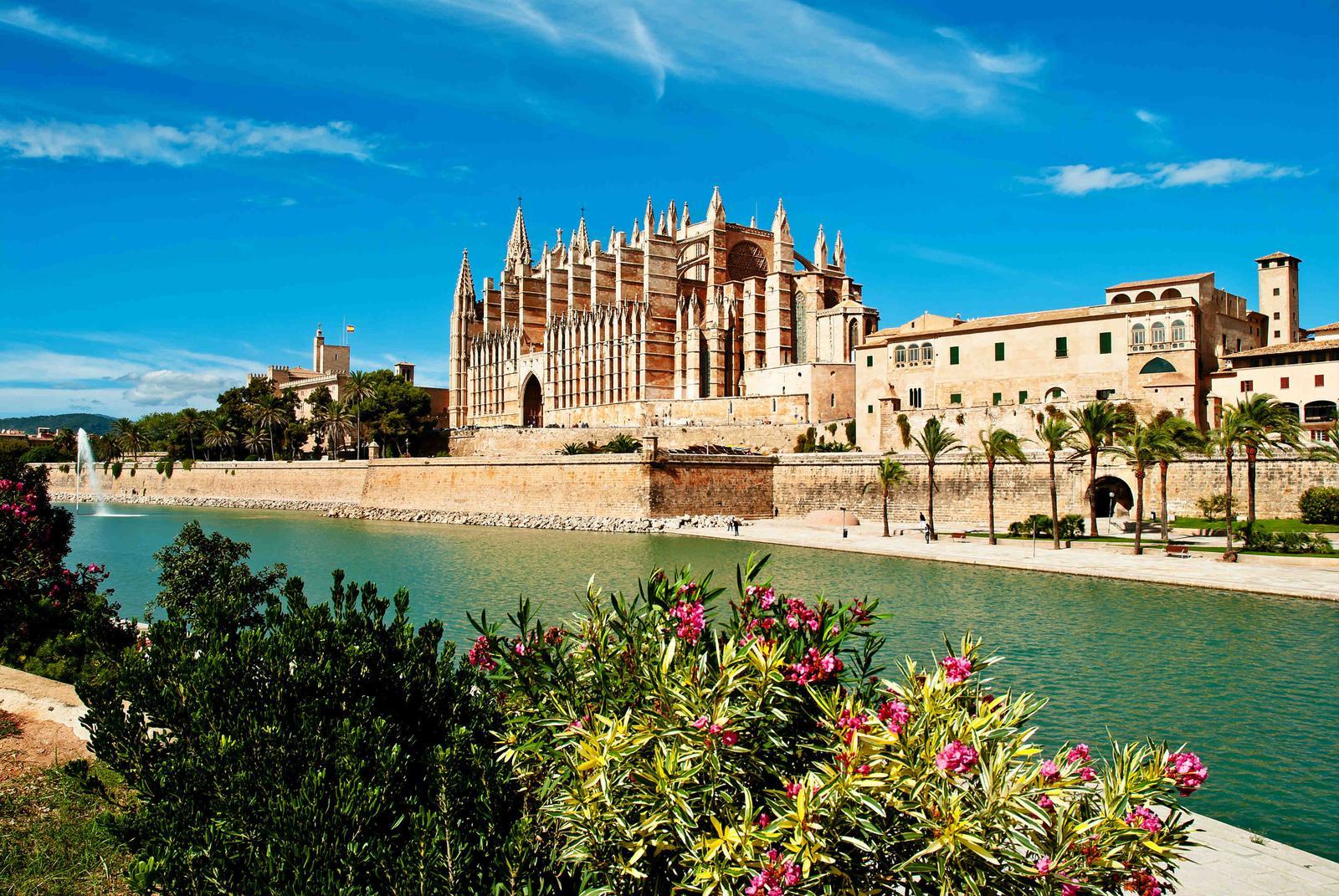 islas España Catedral de Palma de Mallorca, Islas Baleares
