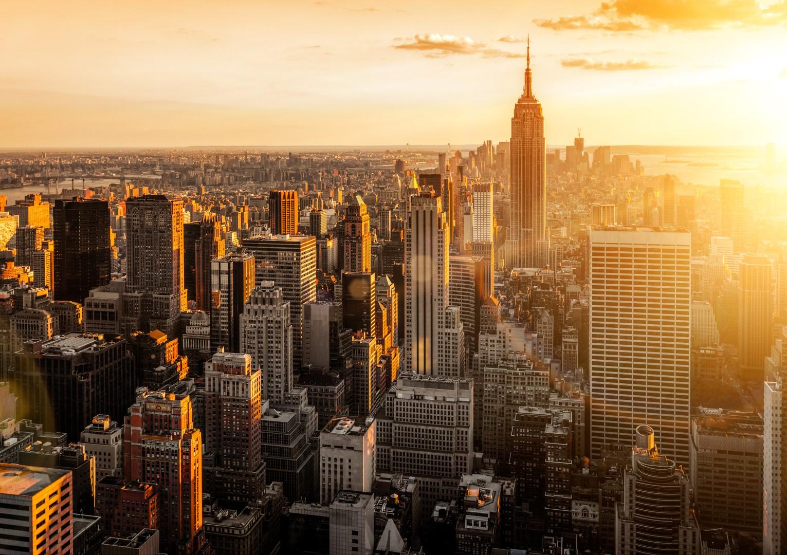 viajar en verano New York