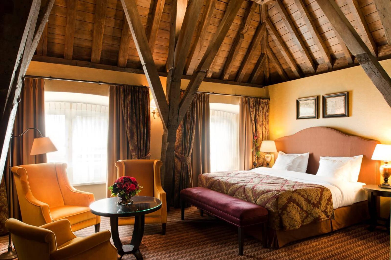 Grand Hotel Casselbergh Brujas