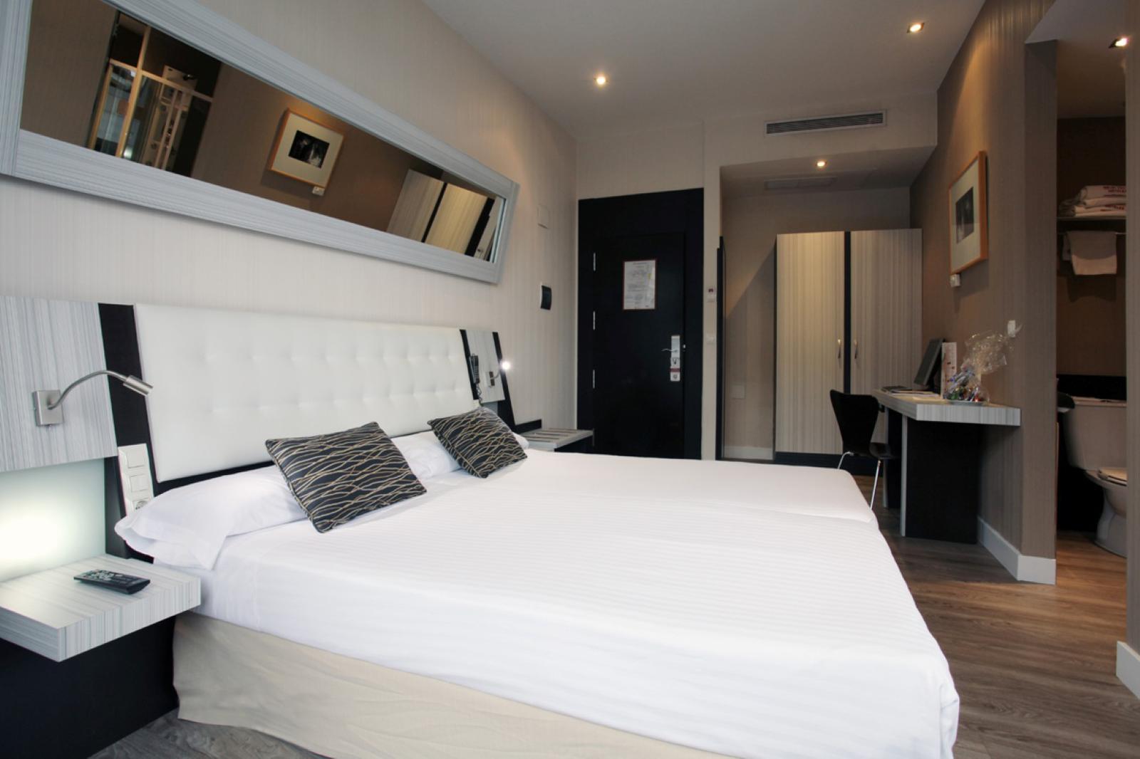 Habitación en Hotel Petit Palace Italia - Gran Vía en Madrid