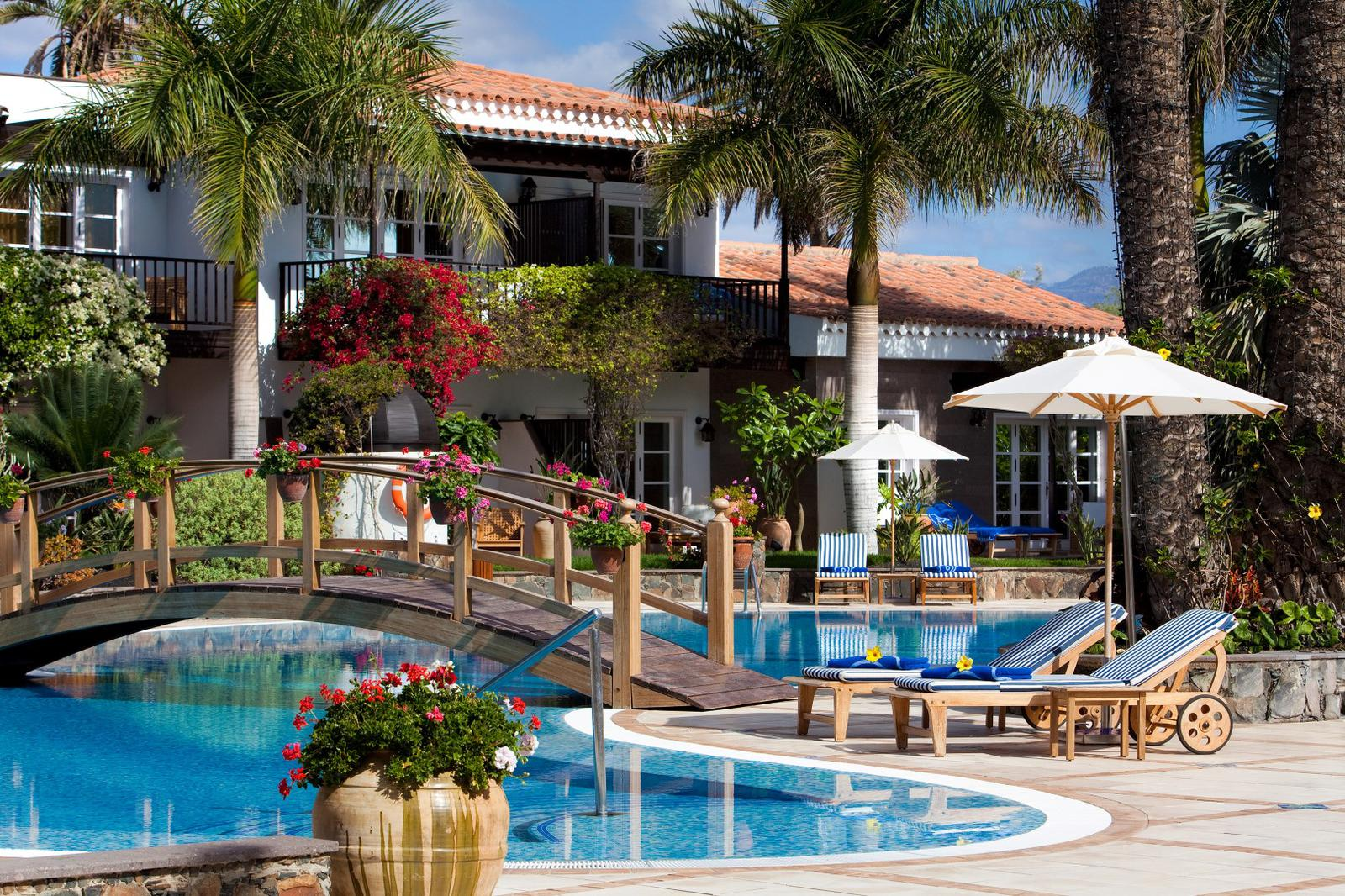 hoteles de playa Piscina Seaside Grand Hotel Residencia