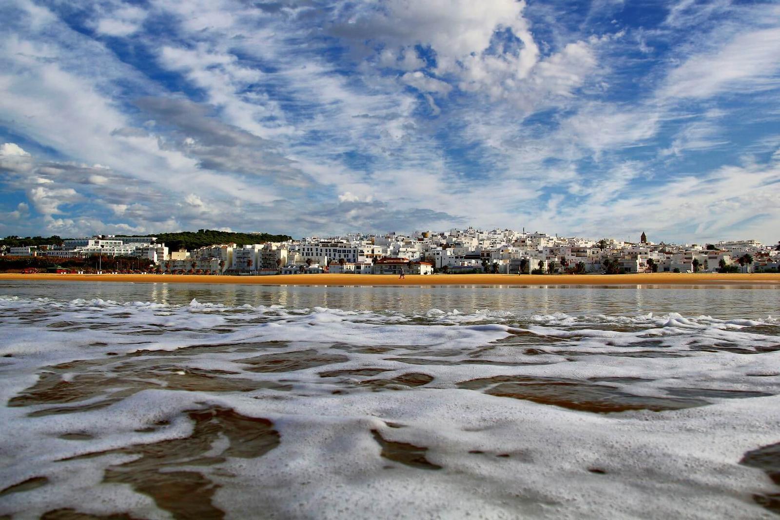 Playa en Conil de la Frontera, Cádiz