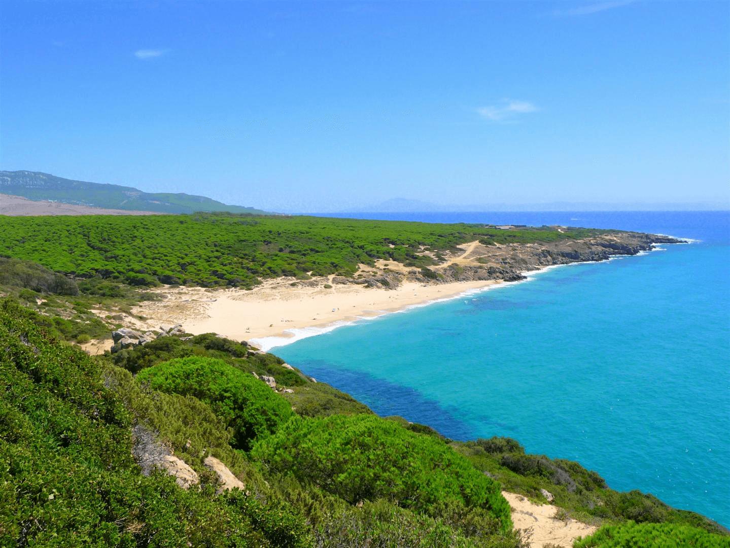 Playa en Tarifa, Cádiz