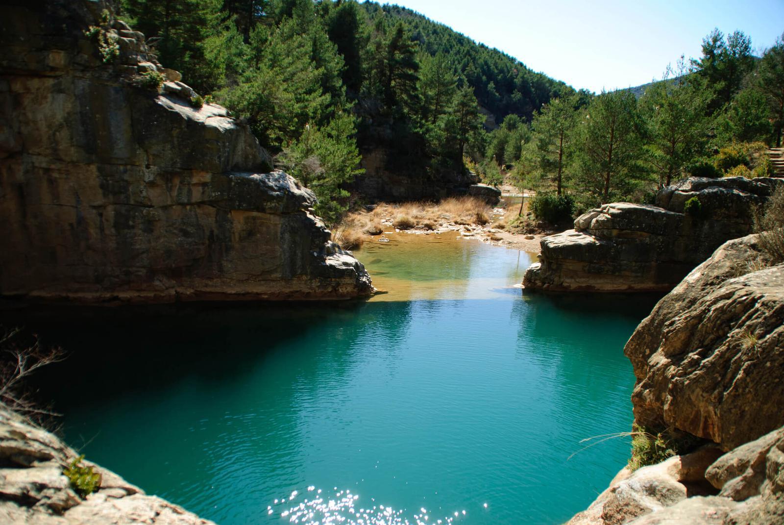 piscinas naturales Pozo Pigalo huesca
