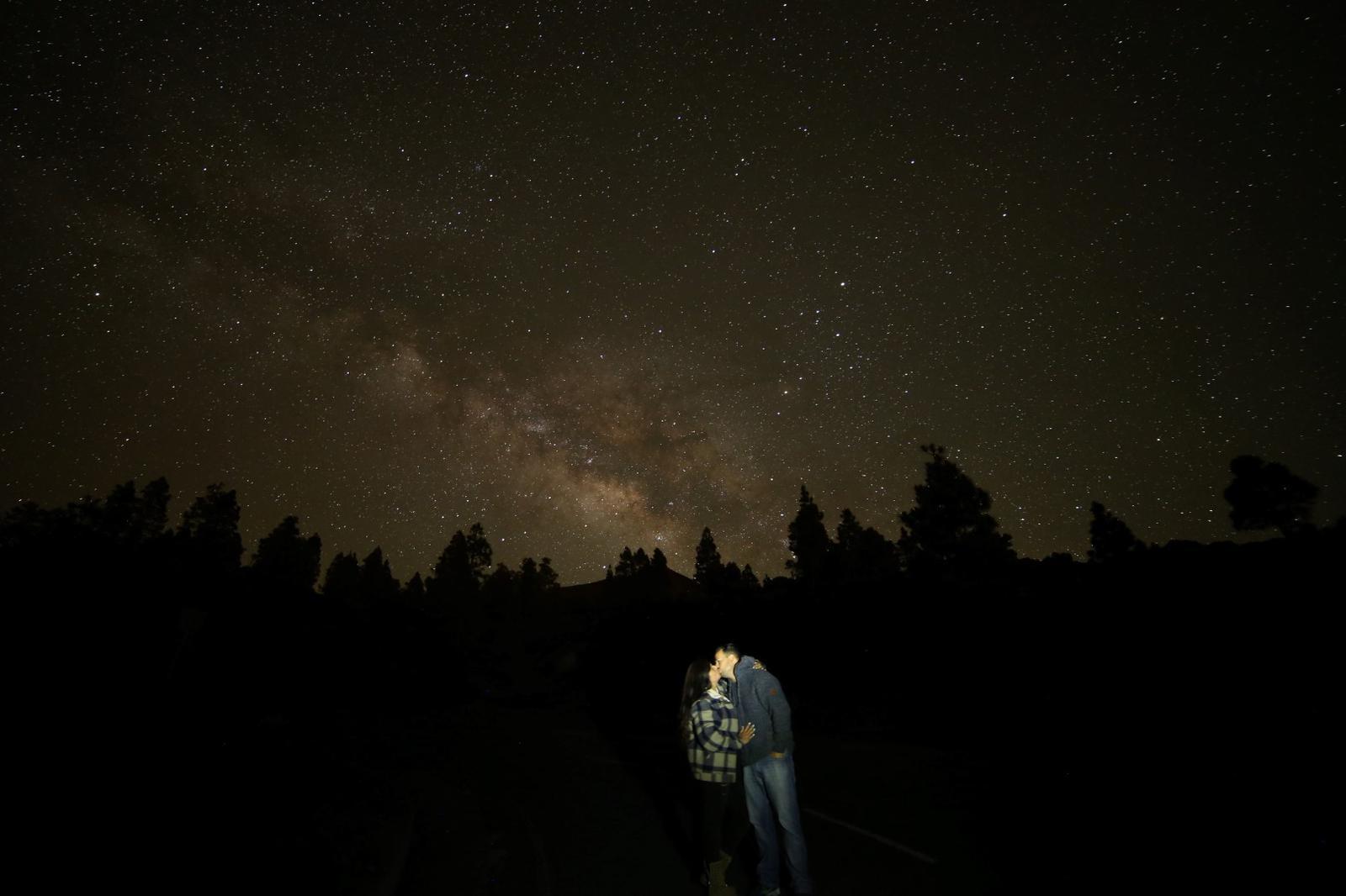 Reserva Starlight: un escenario perfecto para ver las estrellas es la Reserva Starlight