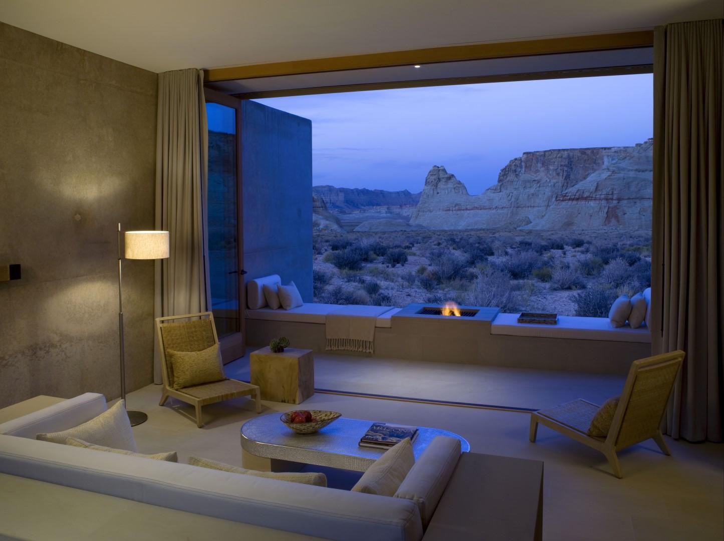 hoteles para ver las estrellas Kens1st