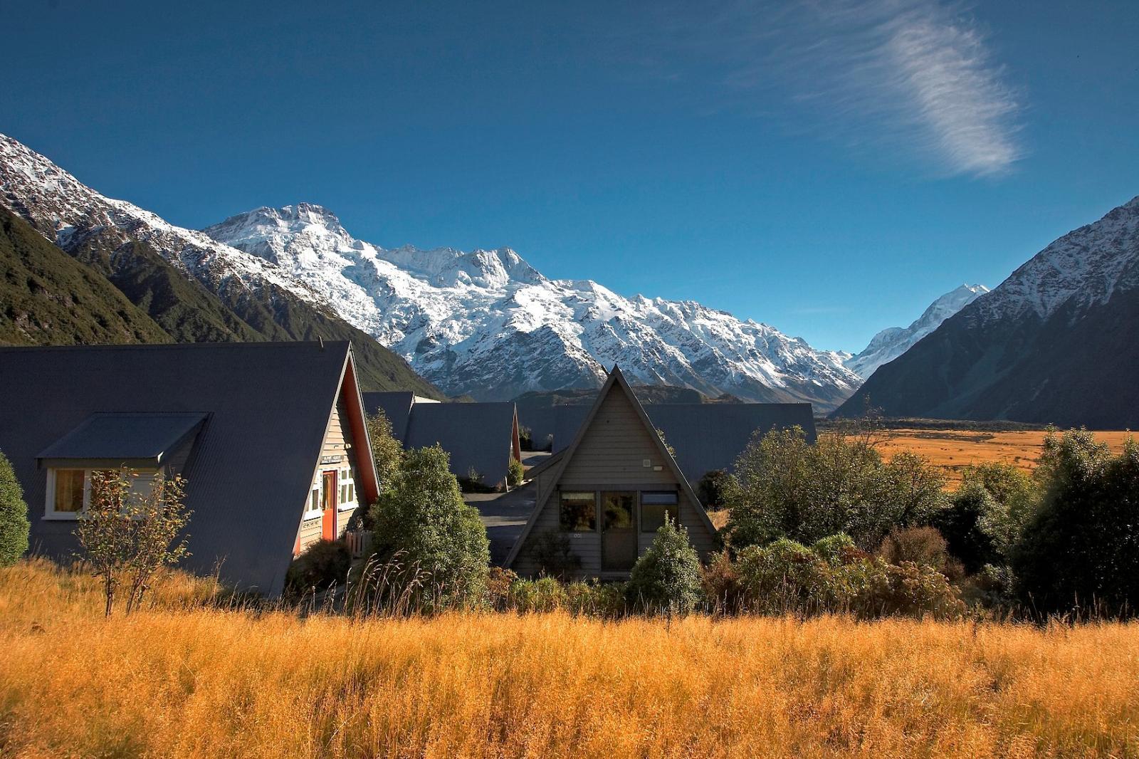 hoteles para ver las estrellas hermitage chalets