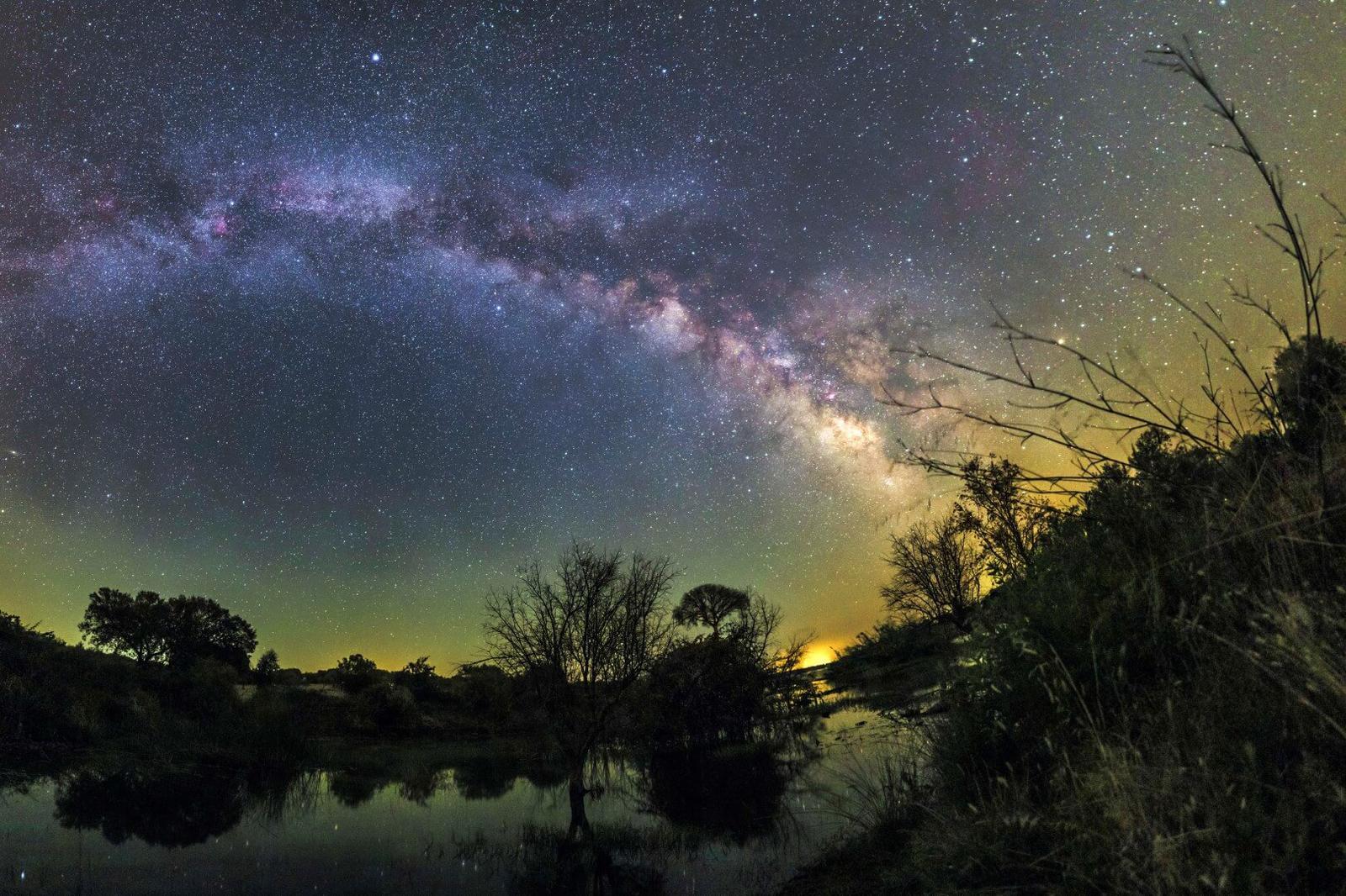 ver las estrellas turismo astronomico satrgazing montefalperras