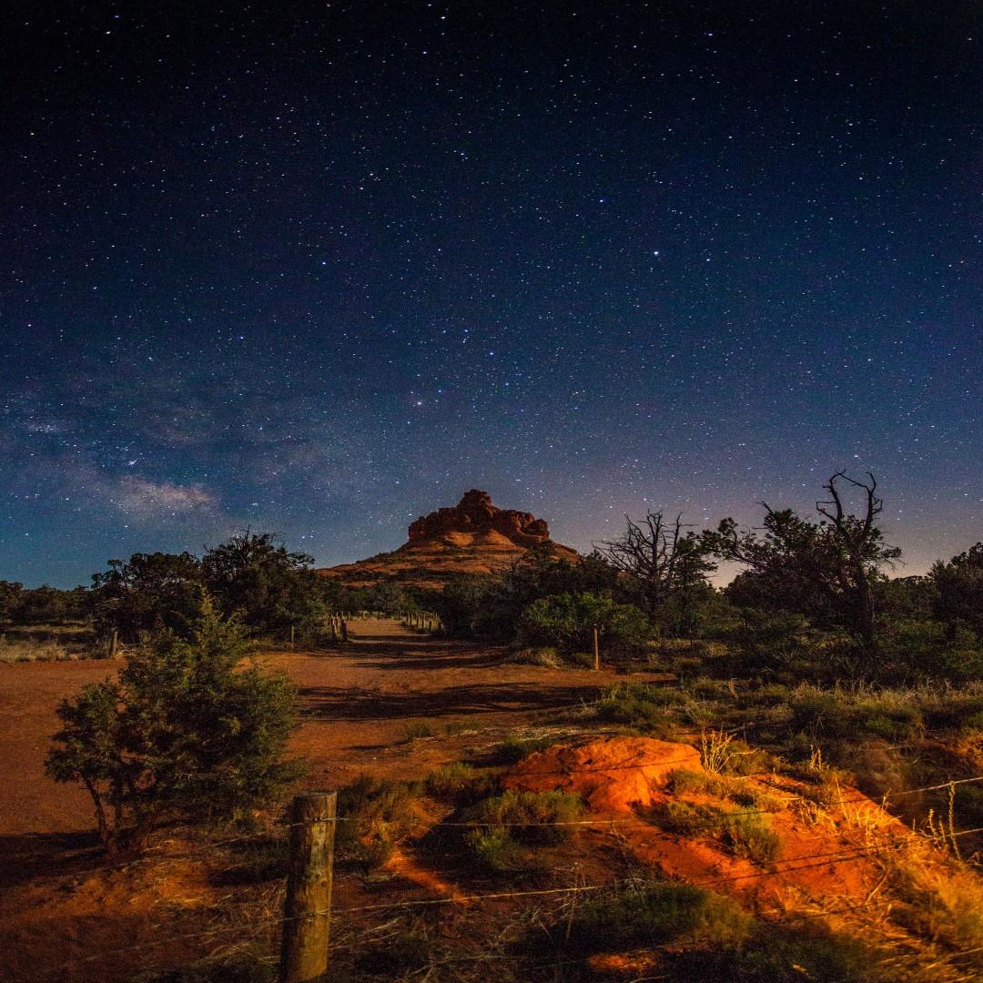 ver las estrellas turismo astronomico stargazing bellrock
