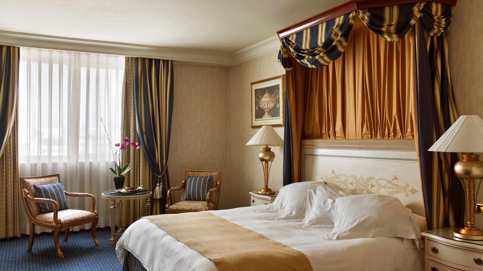 Suite presidencial Hotel Intercontinental en Madrid