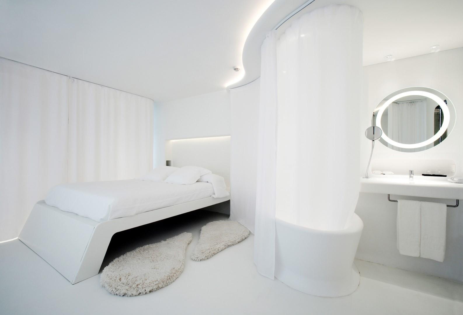 Habitación en Hotel Silken Puerta de América