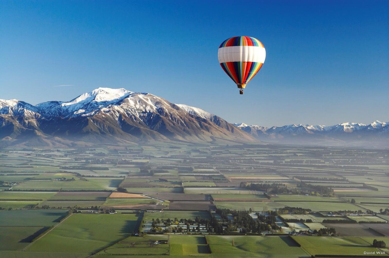 Viajar a Nueva Zelanda. Qué hacer en Canterbury