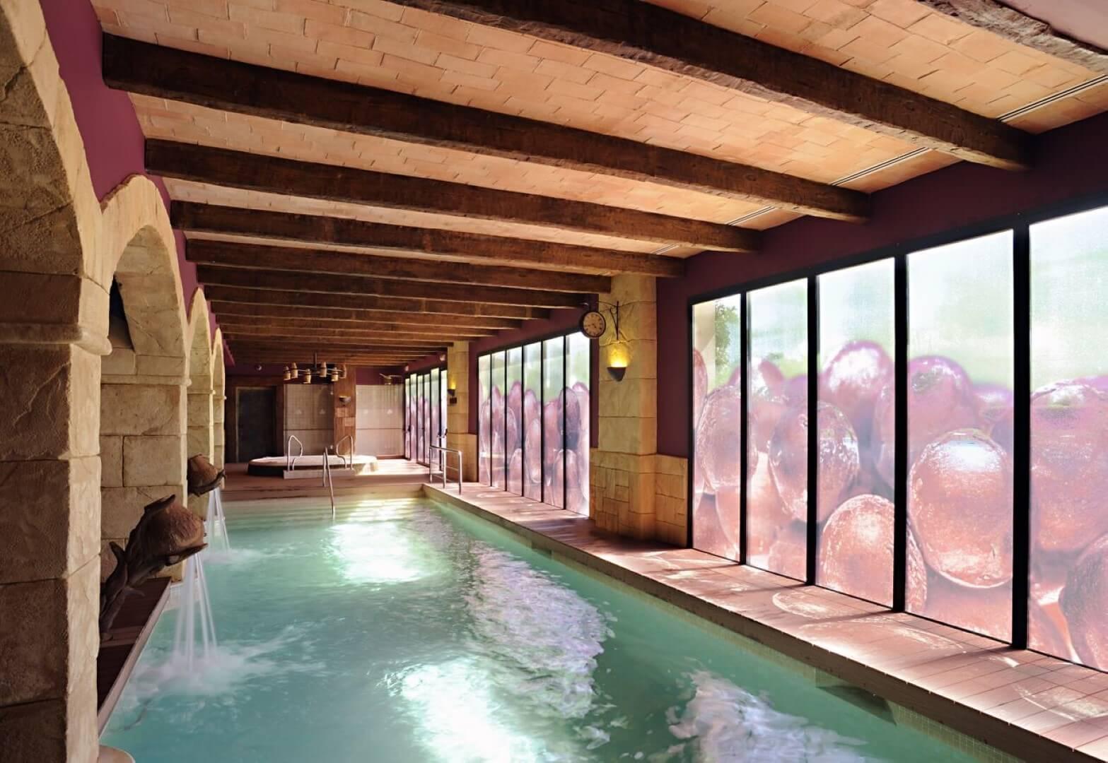 Hotel Peralada. Turismo enológico en la España del vino