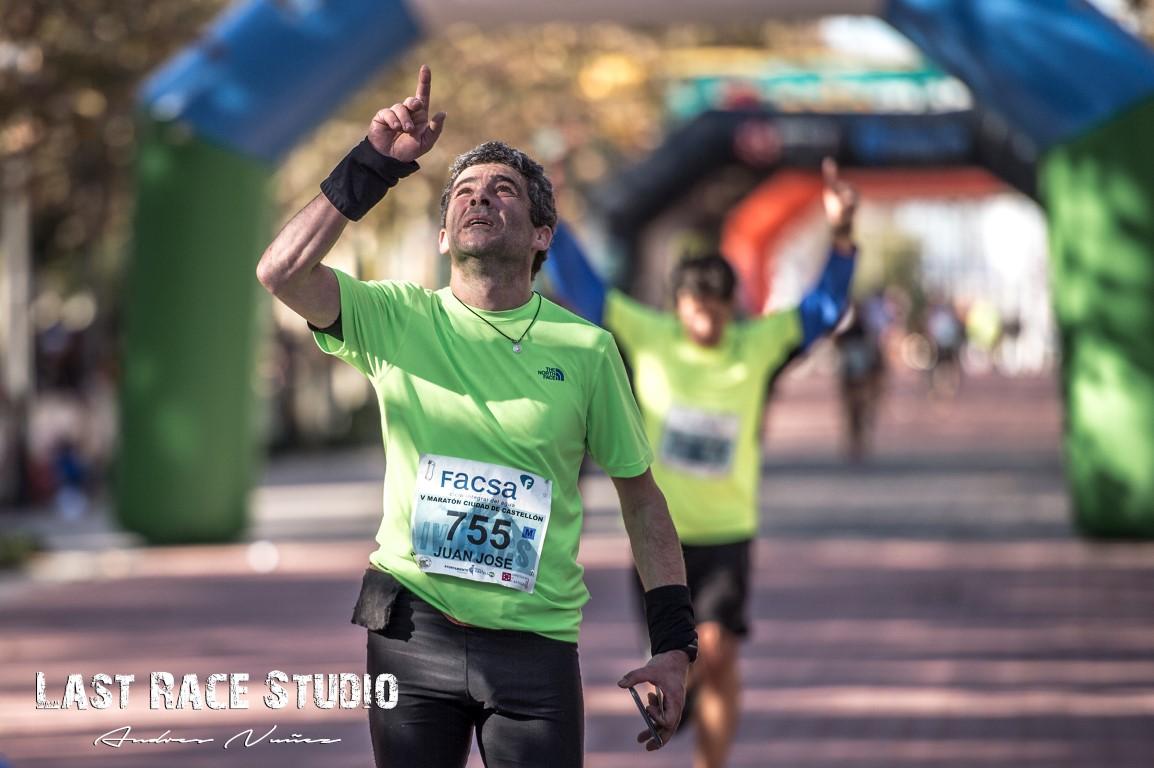Corredor Maratón de Castellón