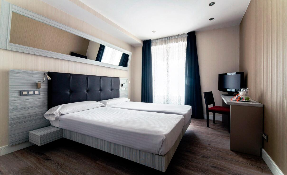 Petit Palace Puerta del Sol, un hotel perfecto para descubrir Madrid en un fin de semana.