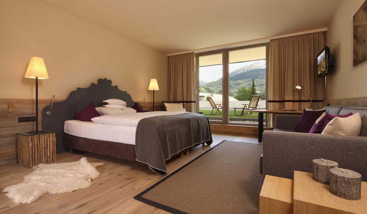 Habitación Hotel Bergland
