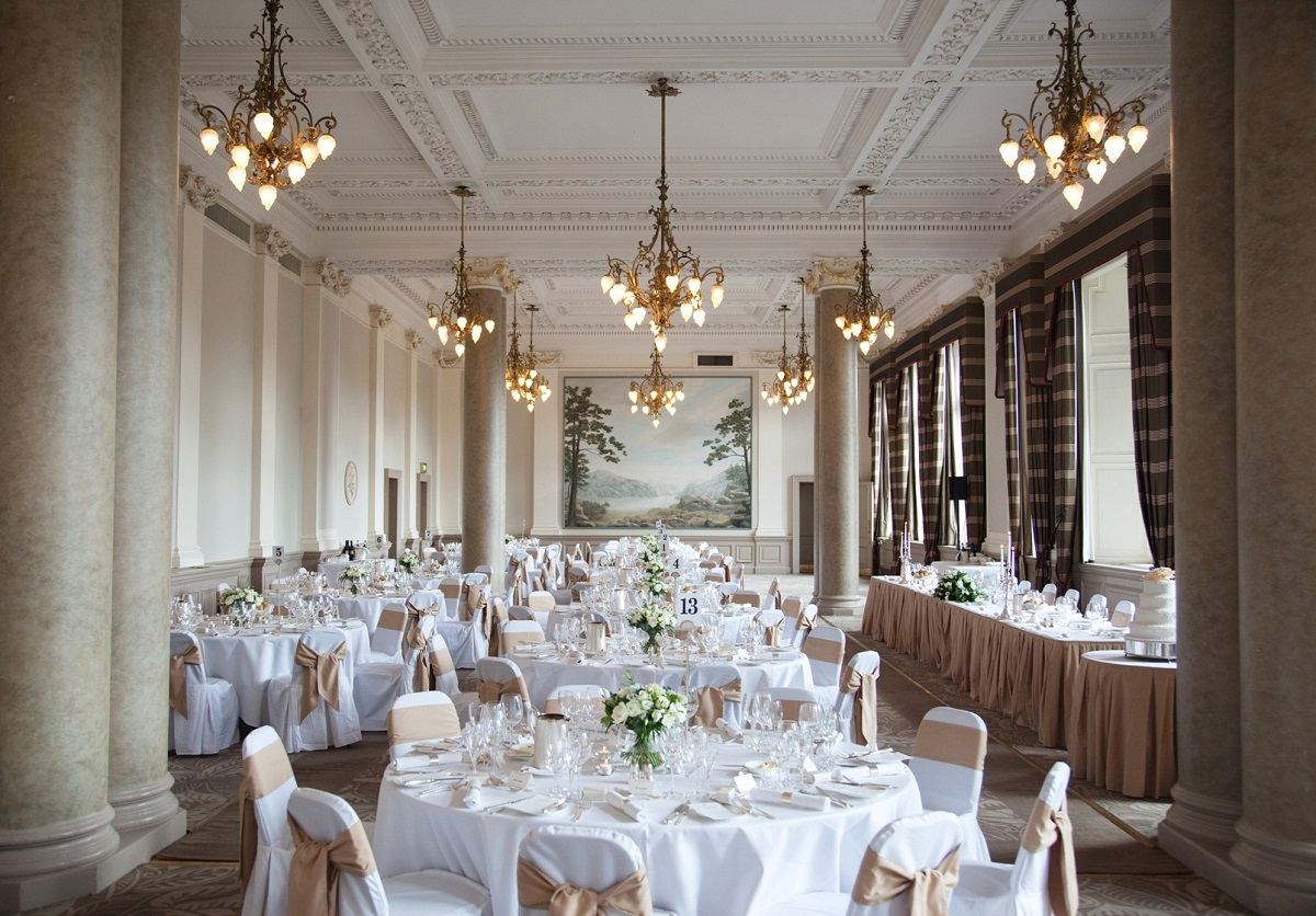 Balmoral Edinburgh: wedding venues in Scotland