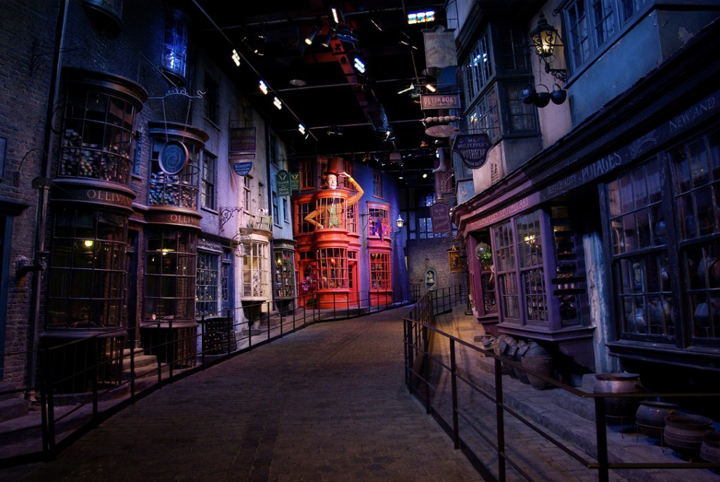 Harry Potter Warner Bros Studio Tour - museums for kids in London